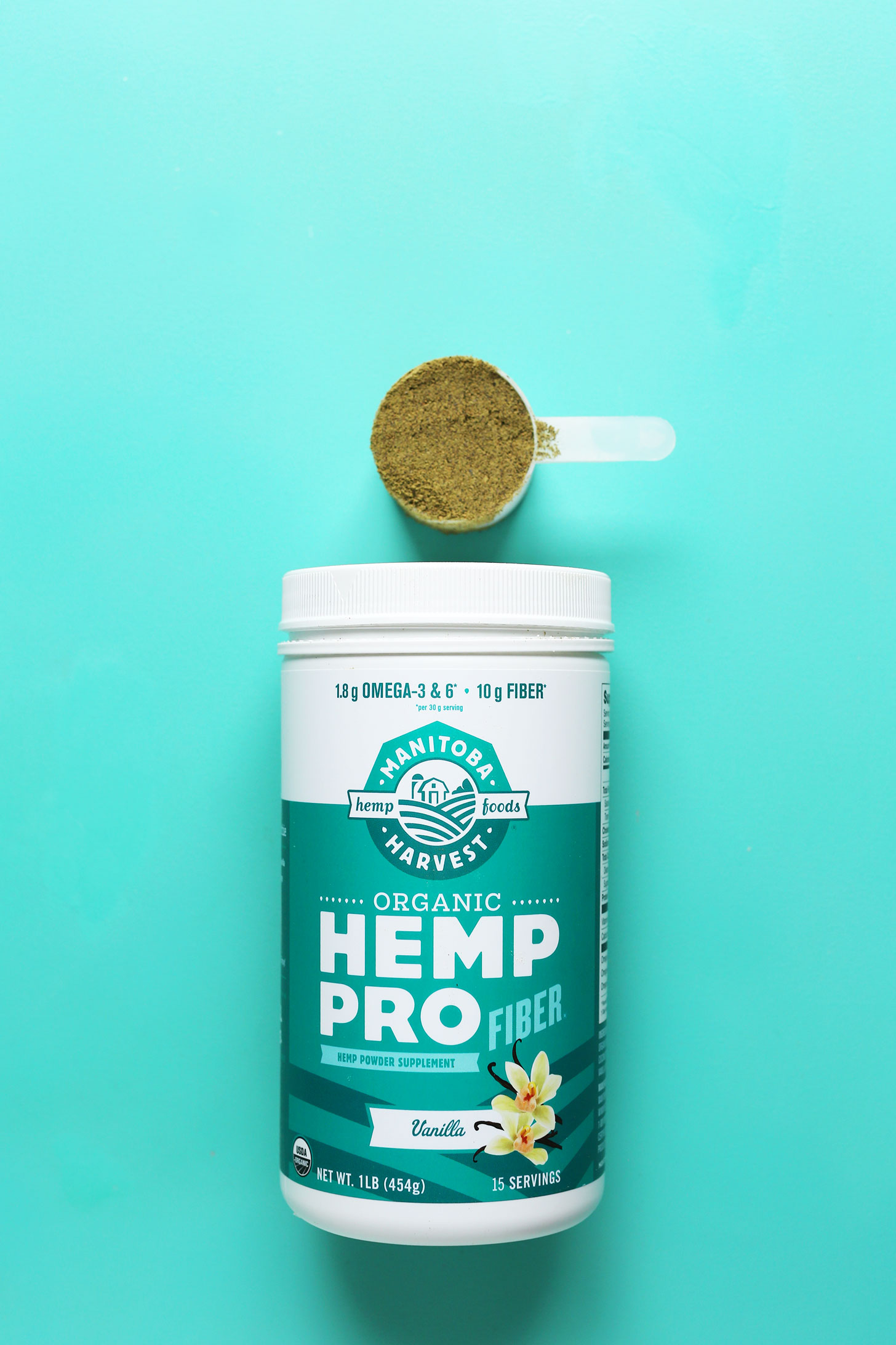 Manitoba harvest vegan vanilla protein powder review