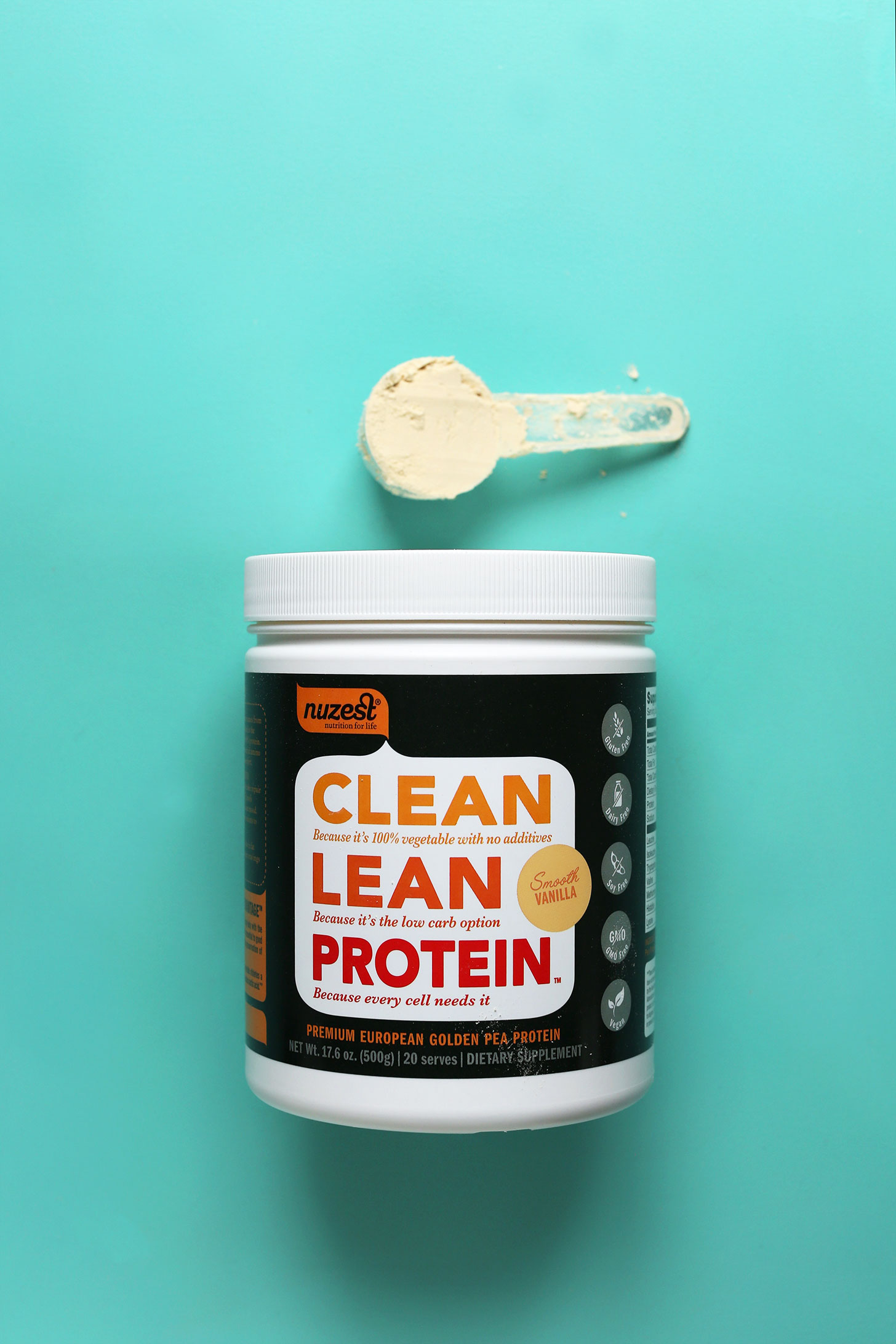 Clean Lean Protein vanilla protein powder review