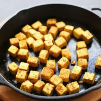 How to make Crispy Tofu in 25 MINUTES!
