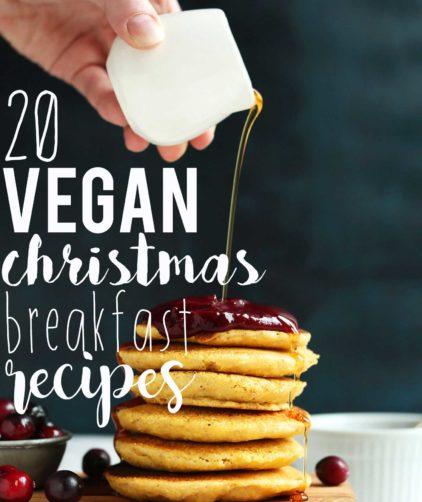 20 Vegan Holiday Breakfast Recipes