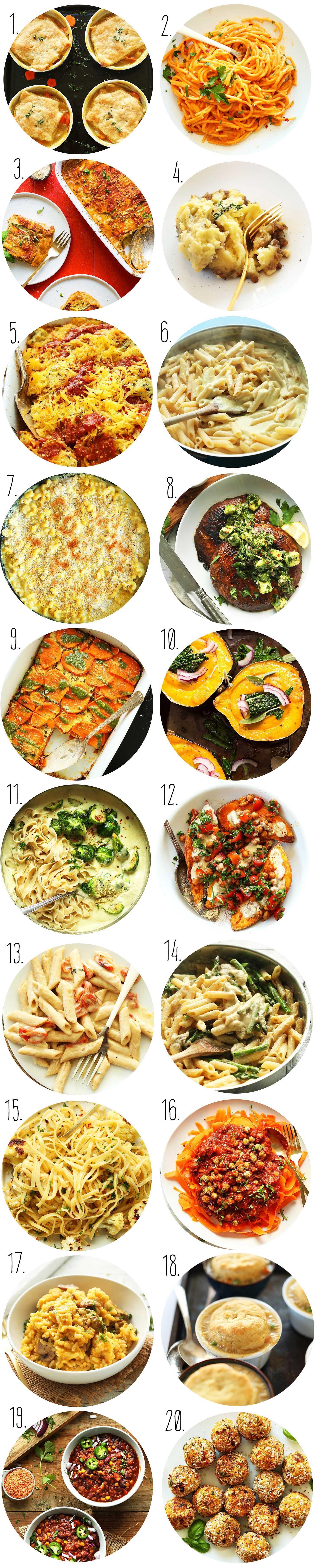 Holiday Entree Recipes Minimalist Baker Recipes