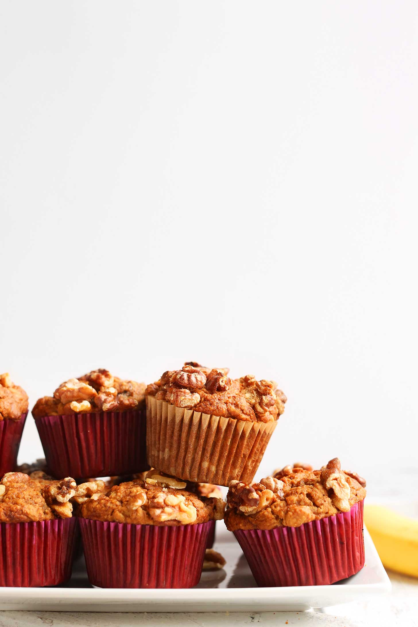 Easy nut muffin recipes