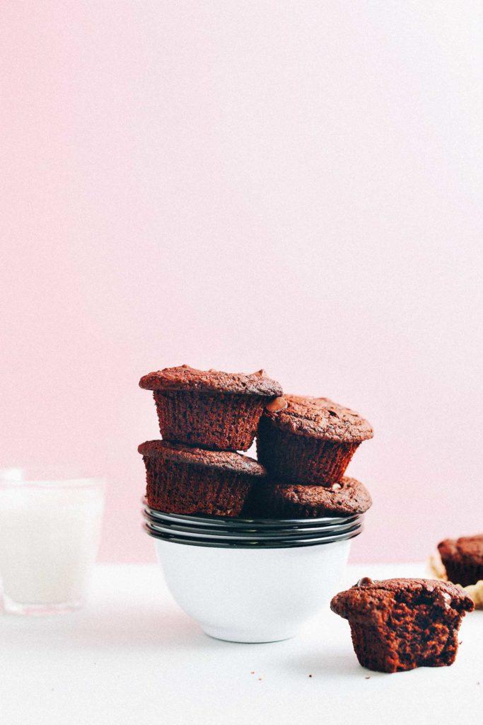 Vegan Chocolate Muffins Minimalist Baker Recipes