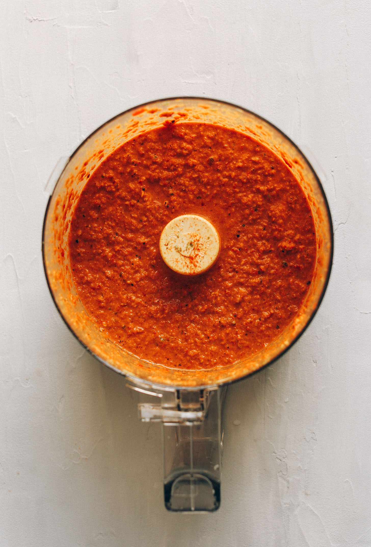 Easy red curry paste minimalist baker recipes food processor with freshly blended flavorful red curry paste forumfinder Image collections