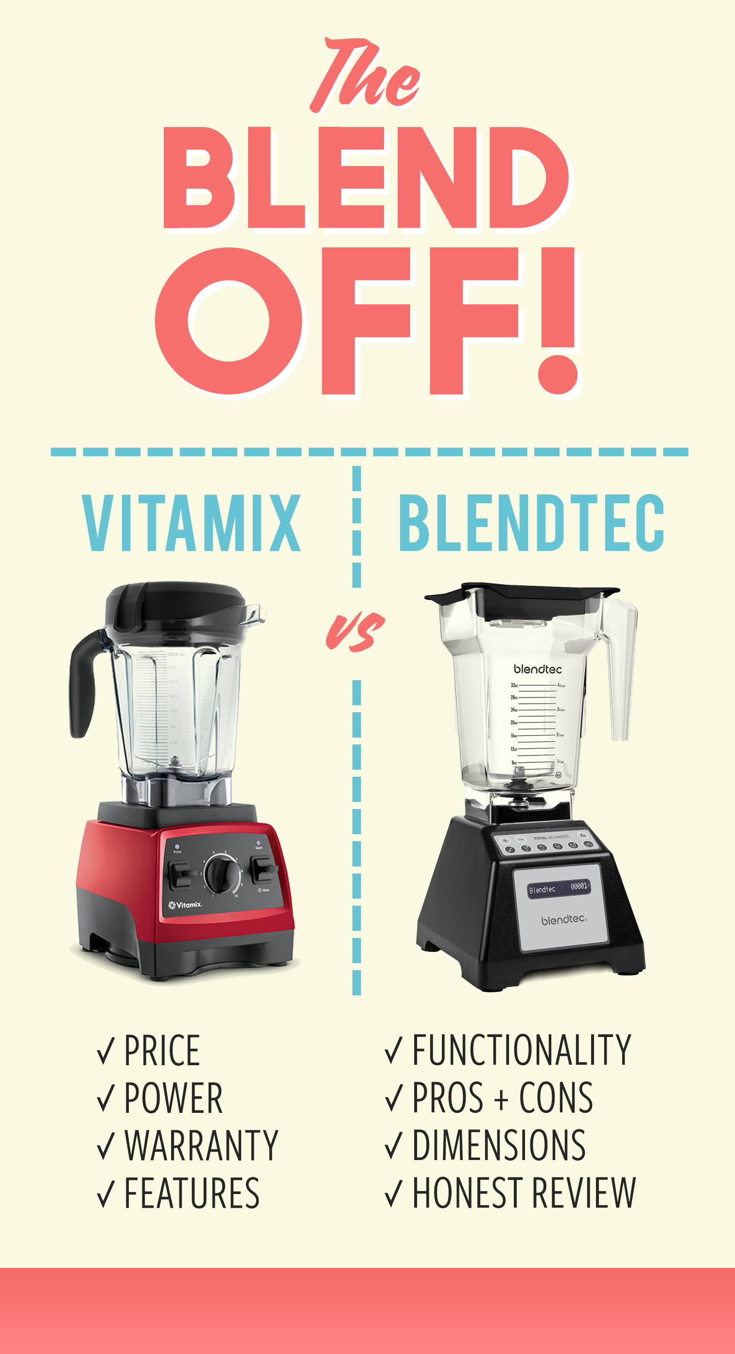 a612470dc57 Vitamix vs Blendtec Blender Review