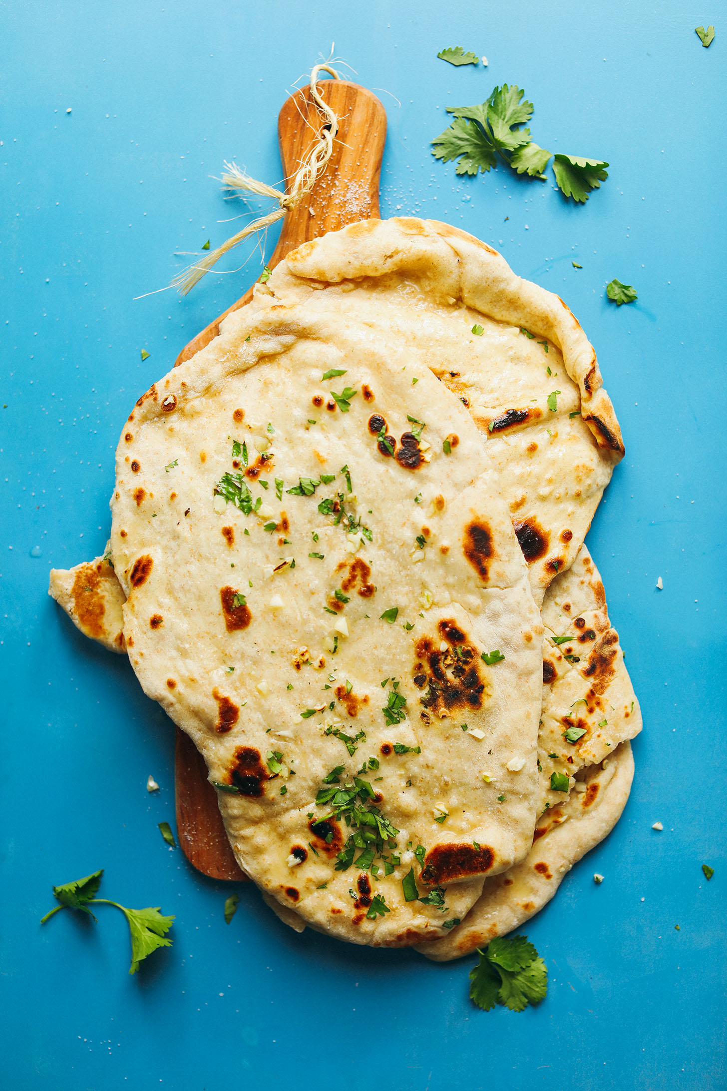 Easy vegan naan minimalist baker recipes fluffy perfect vegan naan with just 7 ingredients perfect for curries soups for as much indian food forumfinder Gallery