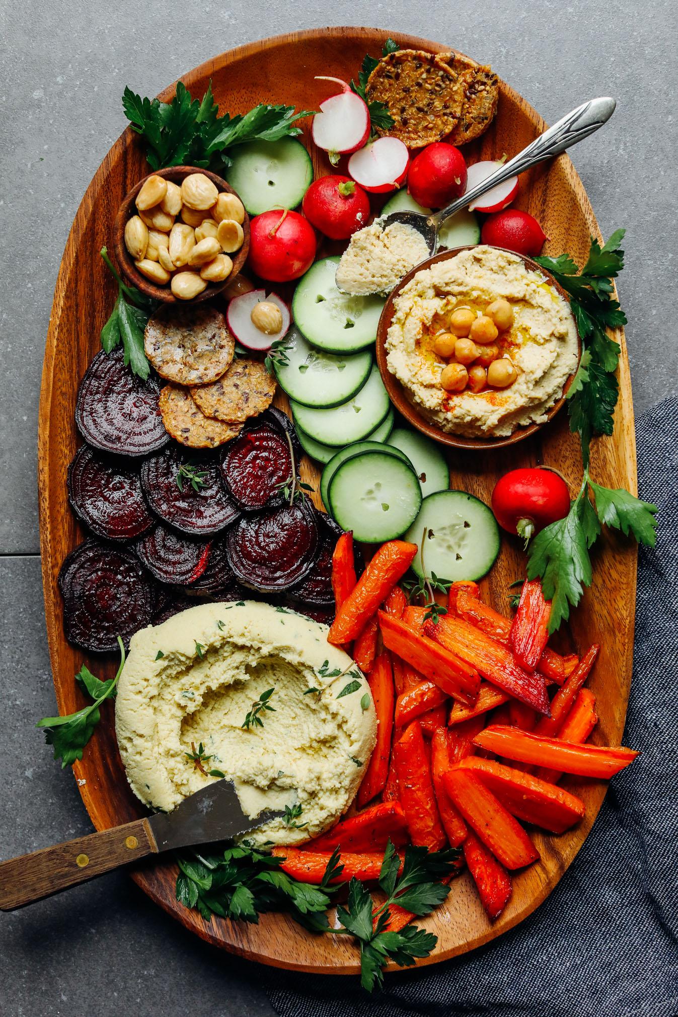 recipe: nut recipes vegetarian [37]
