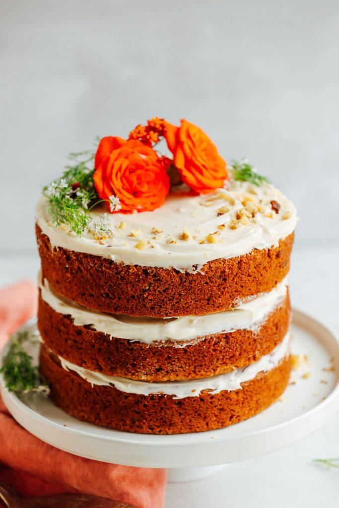 Dog Birthday Cake Recipe Easy Pumpkin