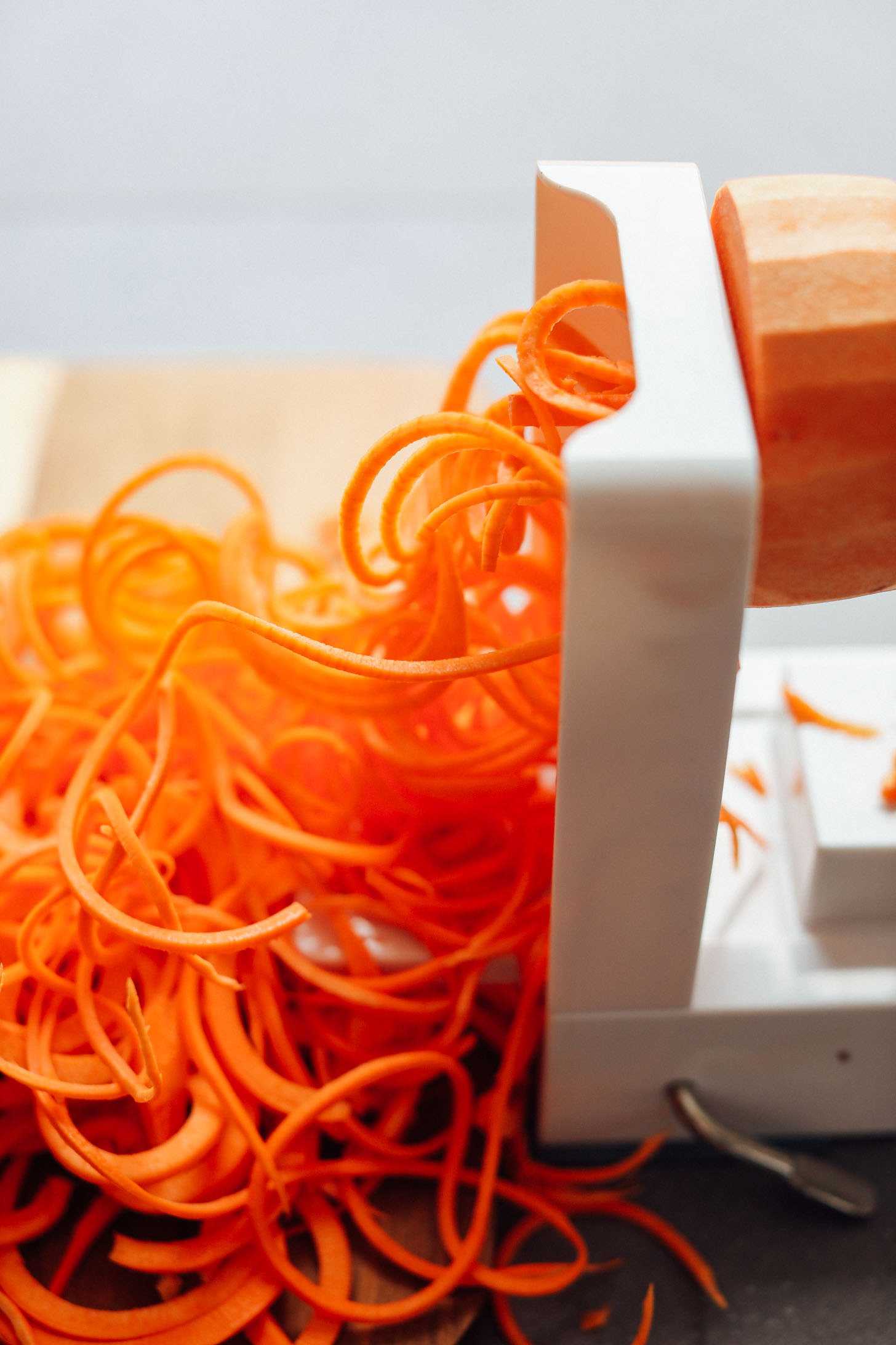 Pinterest Sweetness Rodney Ig Ebony Rod: Garlicky Alfredo Sweet Potato Noodles