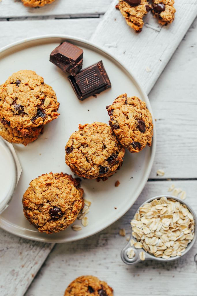 Recipe For Oatmeal Chocolate Chip Cookies With Coconut