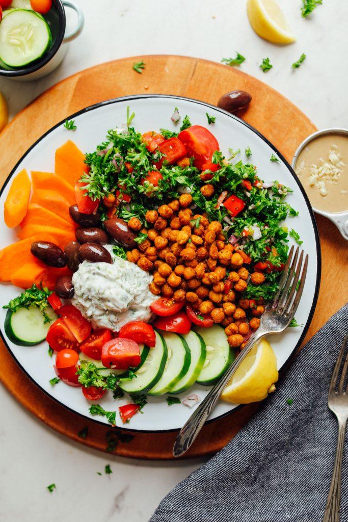 Vegan Buddha Bowl Recipes Healthy