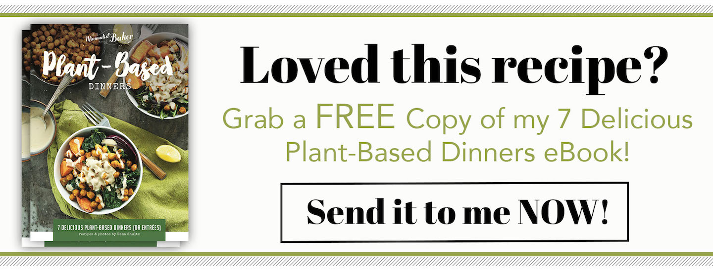 Plant-based Dinners ebook