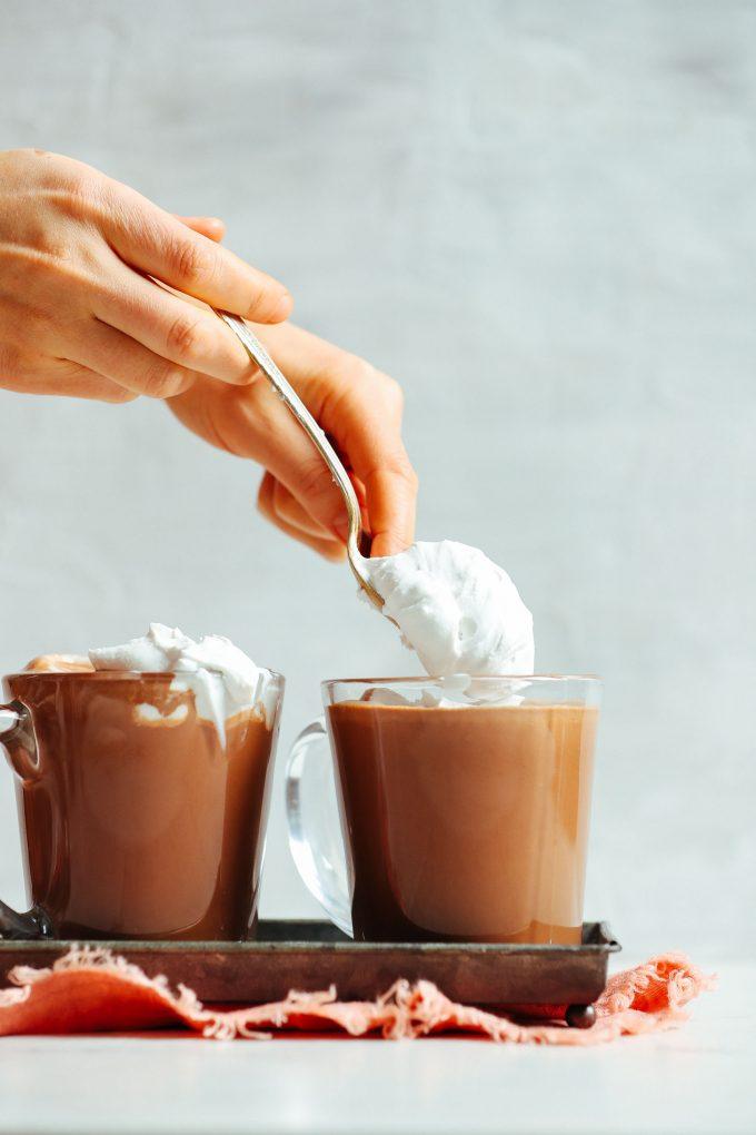 Feel Good Hot Chocolate