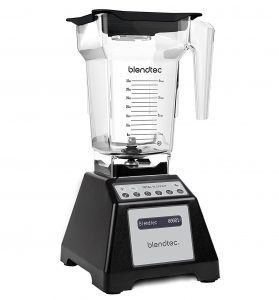 Blendtec blender for a great gift for a foodie