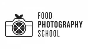 Food Photography School logo for a gift