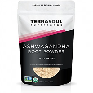 Our favorite brand of Ashwagandha powder