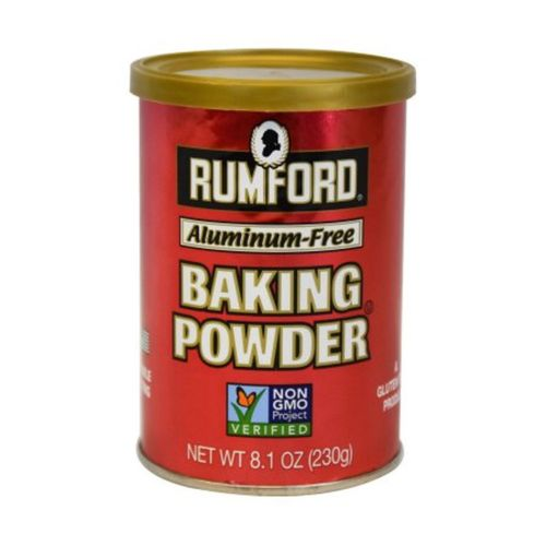 Our favorite brand of baking powder