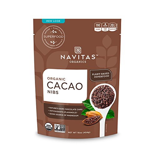 Our favorite brand of cacao nibs