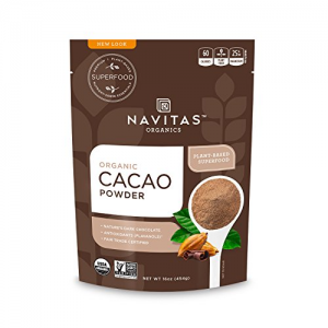 Our favorite brand of cacao powder