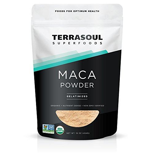 Our favorite maca powder