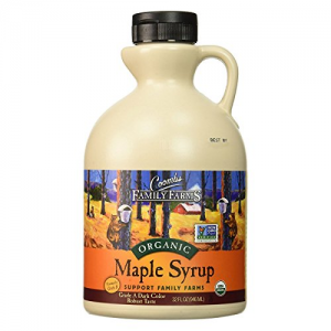 Our favorite brand of maple syrup