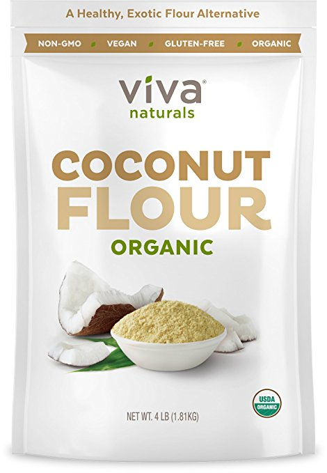Our favorite brand of coconut flour