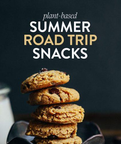 Plant-Based Summer Road Trip Snacks