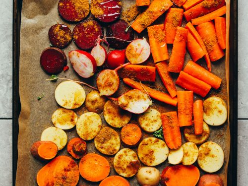 How to Roast Vegetables | Minimalist Baker Recipes