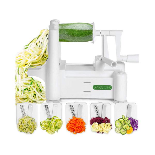 Our favorite spiralizer for making veggie noodles
