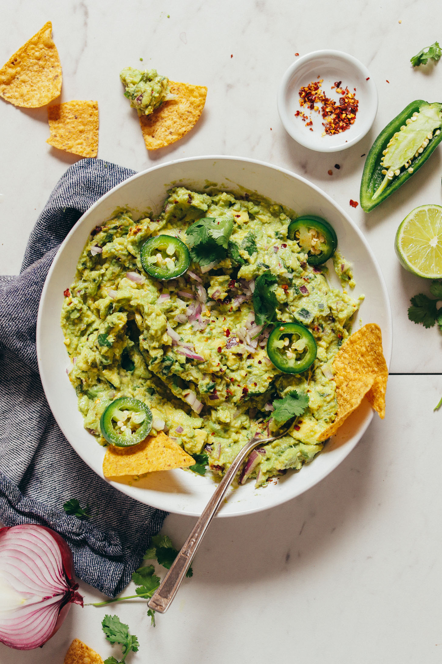 My Go To Guacamole Recipe Minimalist Baker Recipes