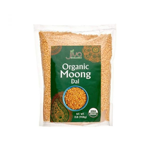 Our favorite organic moong dal