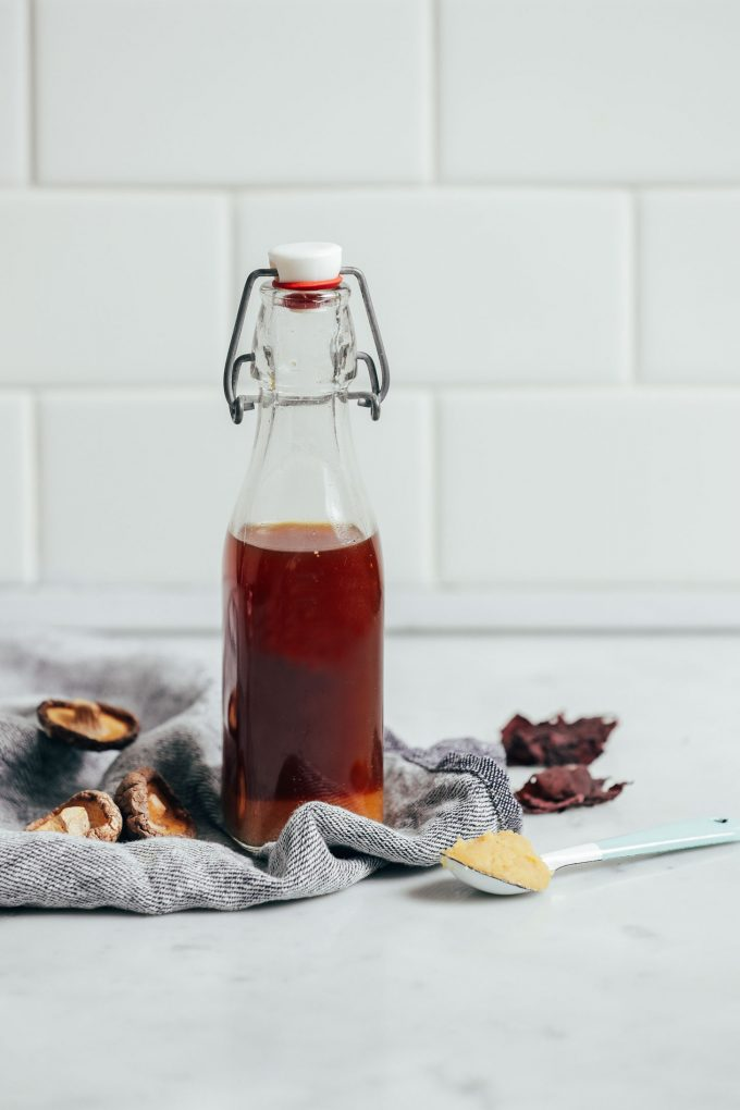 5-Ingredient Vegetarian Fish Sauce