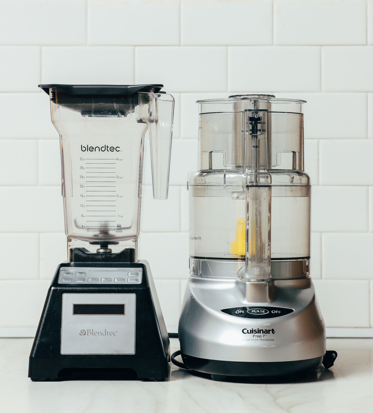 Our favorite blender and food processor for our guide on How to Stock a Pantry