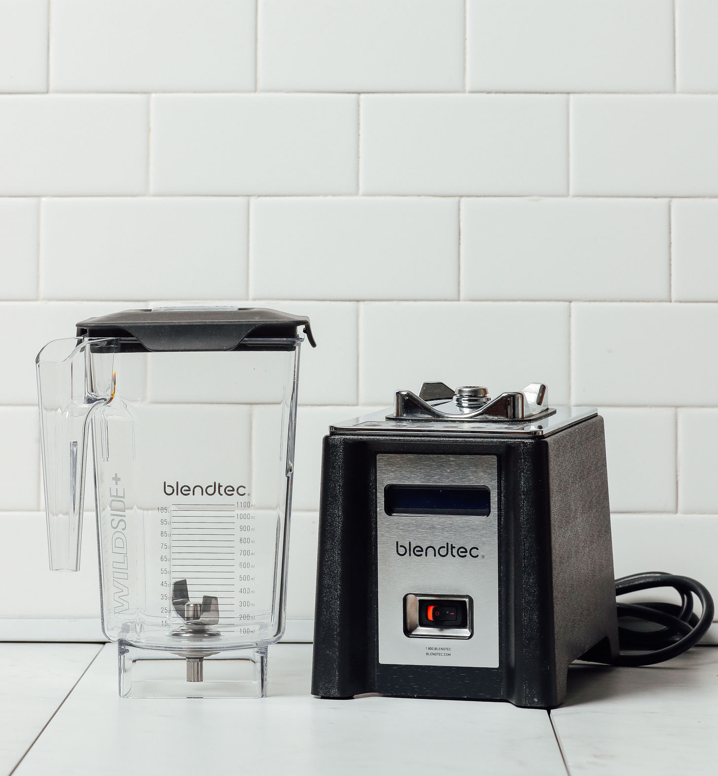 Blendtec professional 750 blender as part of our unbiased review of the best blenders in 2019