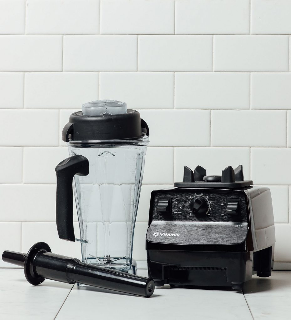 Vitamix high-speed blender perfect for smoothies, sauces, and more