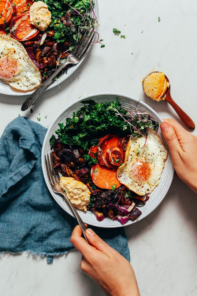 The Simple But Good Breakfast Bowl (20 minutes!)