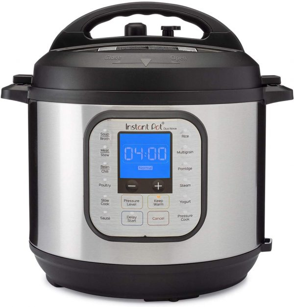 Our favorite Instant Pot for easy cooking