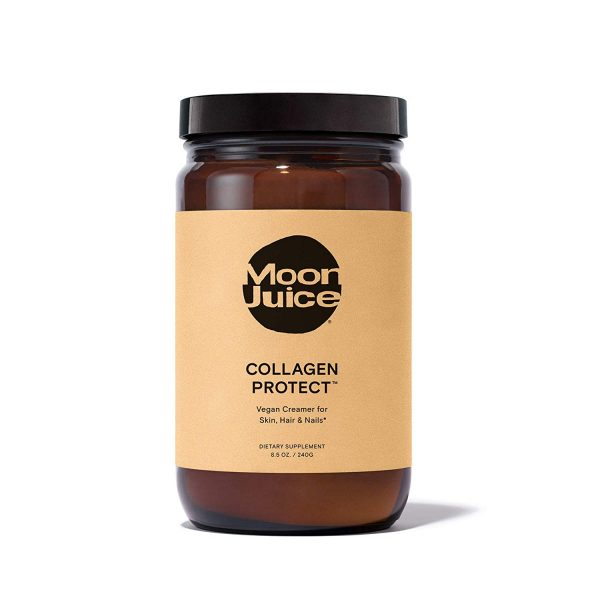 Jar of our favorite vegan collagen brand
