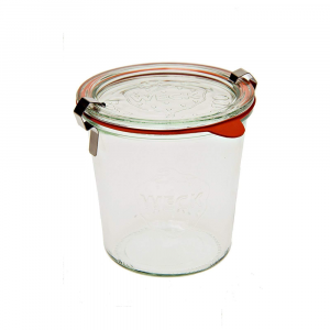 Our favorite medium-sized Weck Jar