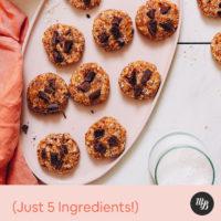 Biscoitos de chocolate fáceis de assar 2