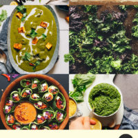 Salad, pesto, palak paneer and more recipes to show ways to eat greens