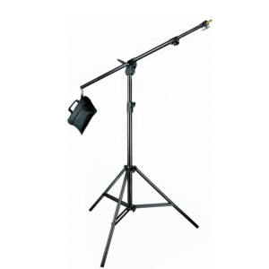 Manfrotto boom stand for food photography
