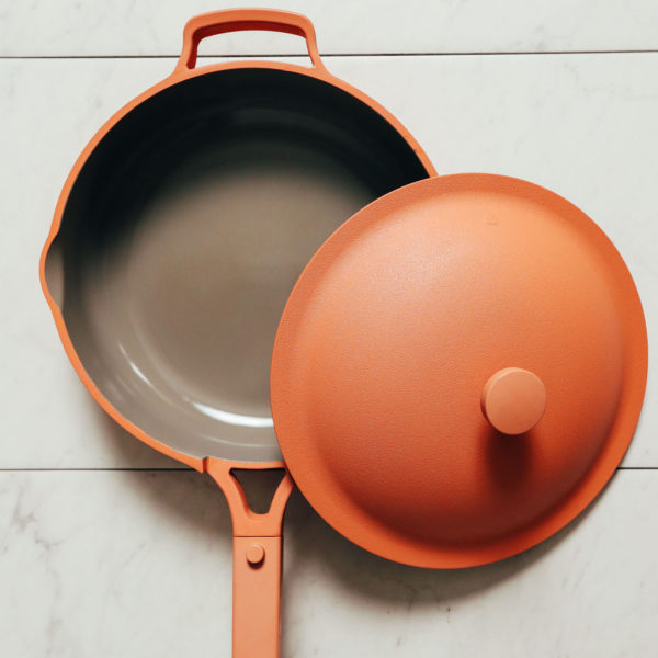 Non-stick Always Pan in spice color