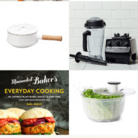 Pans, blenders, cookbooks and more for holiday gift ideas for foodies