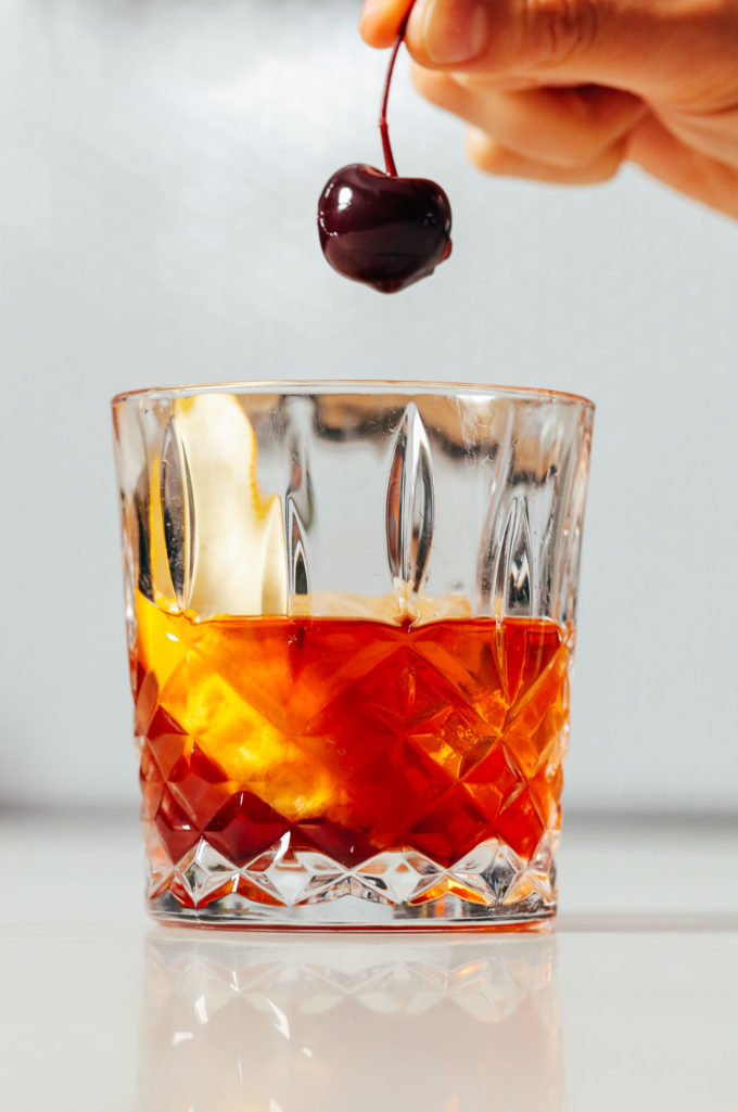 Best Bourbon Old Fashioned Recipe (+ Video)