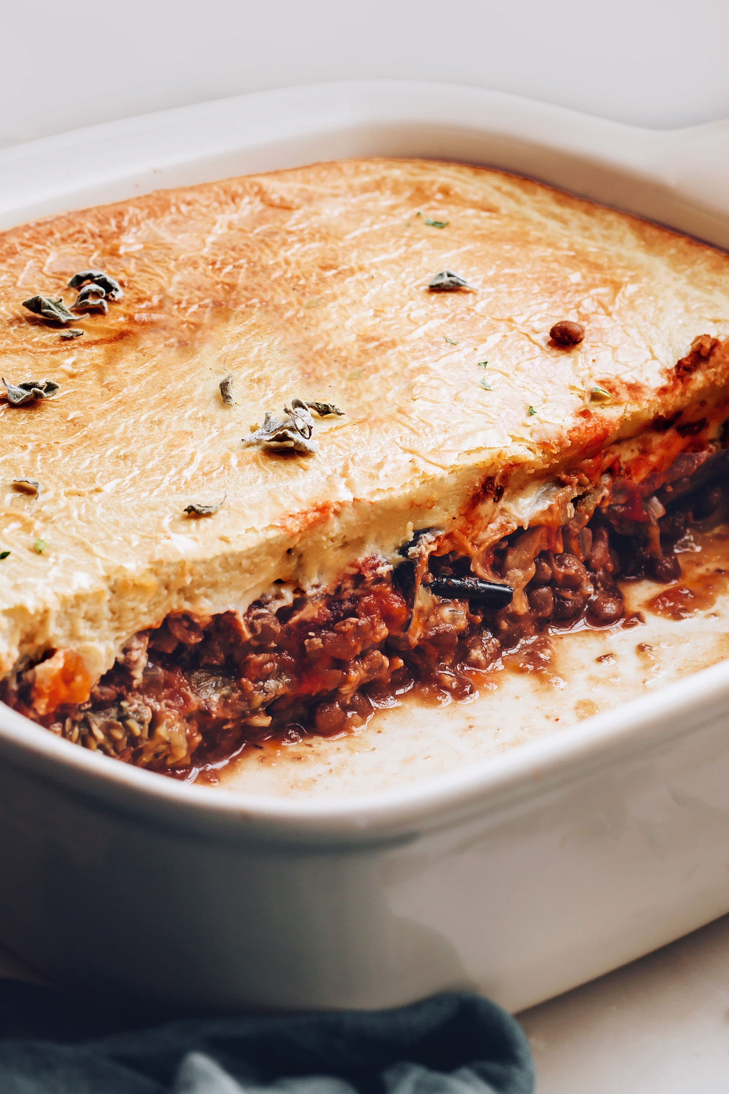 Easy Vegan Moussaka Minimalist Baker Recipes