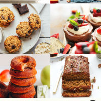 Muffins and other easy gluten-free dessert recipes