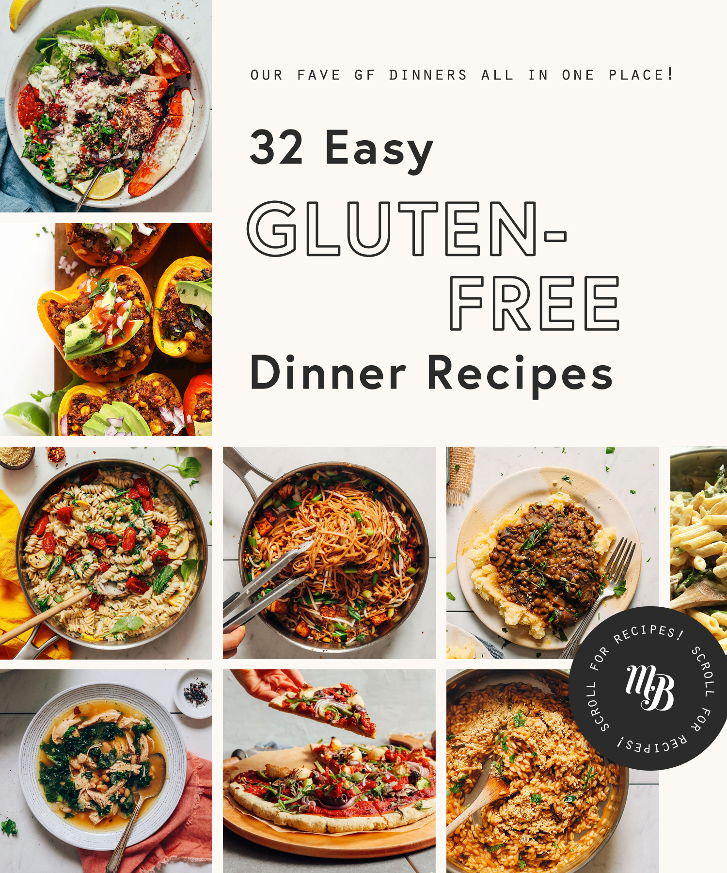 Photos of easy gluten-free dinner recipes